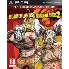 THE BORDERLANDS 1  2 COLLECTION (PS3)