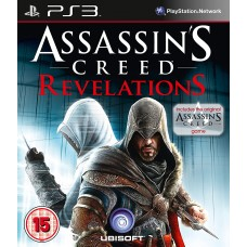 PS3 ASSASSINS CREED THE REVELATIONS  ASSASSINS CREED
