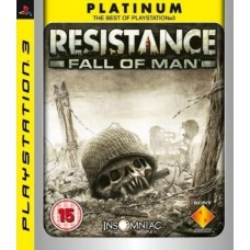 PS3 RESISTANCE FOM FALL OF MAN