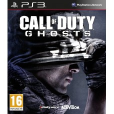 PS3 CALL OF DUTY:GHOSTS