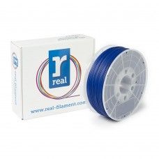 REAL PLA BLUE SPOOL OF 1KG 1.75mm