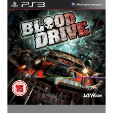PS3 BLOOD DRIVE