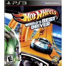 Hot Wheels: Worlds Best Driver ps3
